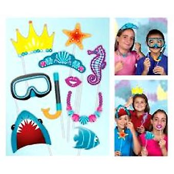 Sous la mer Photo Booth Kit