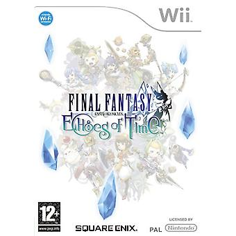 Final Fantasy Crystal Chronicles Echoes Of Time (Wii)