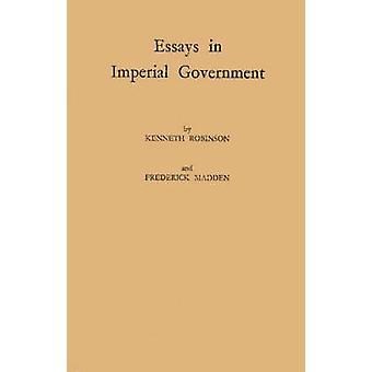 Esseitä keisarillinen hallitus Blackwell & basilikaa