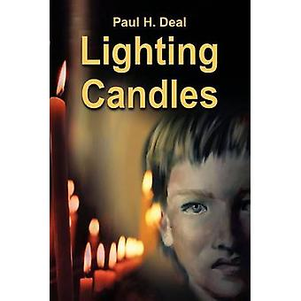 Lighting Candles by Deal & Paul H.