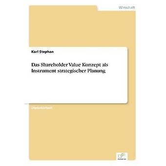 Das aksjonær verdi Konzept als Instrument strategischer Planung av Stephan & Karl