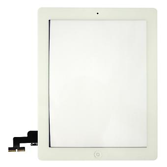 Apple iPad 2 blanco Compatible digitalizador Touch pantalla
