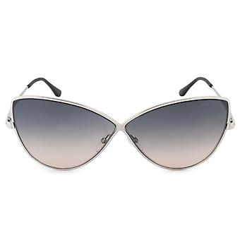 Tom Ford Elise Infinity Butterfly Sunglasses FT0569 16B 65