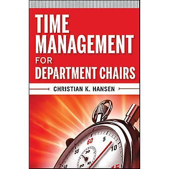 Time Management for avdeling stoler av Christian K. Hansen - 978047