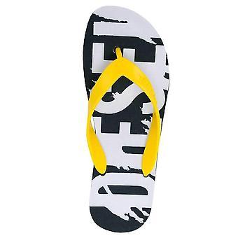 Diesel Splish Flip Flops sandalen Buttercup