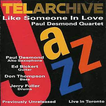 Paul Desmond - Like Someone in Love [CD] USA import