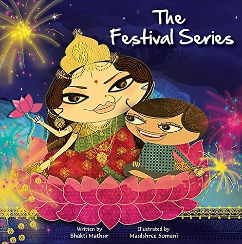 The Amma Tell Me Festival Series - Three Book Set by Bhakti Mathur - 9