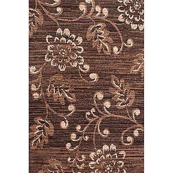 Verso Rugs In Chocolate By Rugstyle