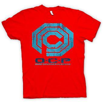 Kids T-shirt - OCP Omni Consumer Products - Robocop