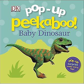 Pop Up Peekaboo! Baby Dinosaur (Pop-up Peekaboo) [Board book]