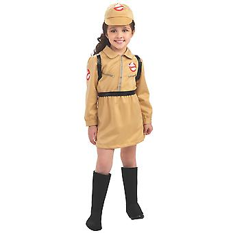Ghostbusters Ghostbuster cartoon boek week Girls Costume boot tops & rugzak