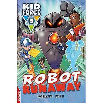 EDGE: Kid Force 3: Robot Runaway (EDGE: Kid Force 3)
