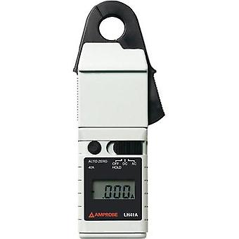 Current clamp, Handheld multimeter digital Beha Amprobe LH41A AC/DC Calibrated to: Manufacturer standards CAT III 300 V