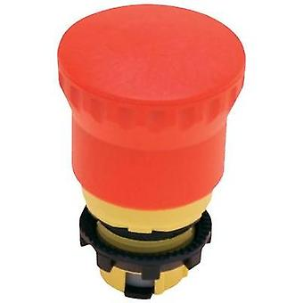 EPO switch Yellow, Red Pull Pizzato Elettrica E21PEPZ4531 1 pc(s)