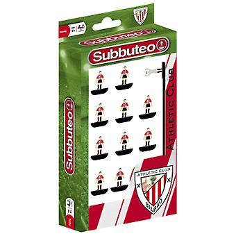 Subbuteo Team Box Athletic Club de Bilbao (Toys , Boardgames , Skills)