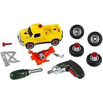 Klein Bosch Car Set 3 In 1 (Toys , Home And Professions , Professions)