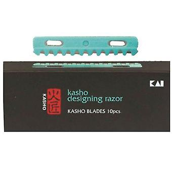 Kasho Replacement blade knife (C 10 U) (Man , Shaving , Accessories)
