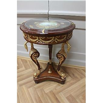Guéridon table baroque antique style LouisXV MoTa0830