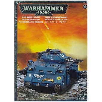 Warhammer 40.000 plads Marine rovdyr