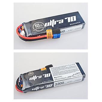11,1 V, la charge de 12 C de 3300 mAh 70C