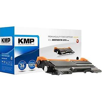 KMP Toner cartridge replaced Brother TN-2210 Compatible Black 1200 pages B-T86
