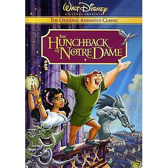 Disney - Ringaren i Notre Dame [DVD] USA import