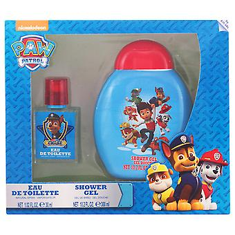 Paw Patrol Case (Vapo + Gel Cologne 30 300) (Children , Perfume)