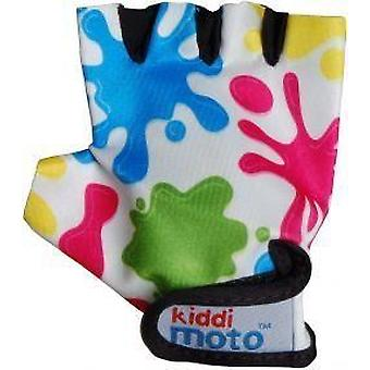 Kiddimoto Cycling Gloves Splatz