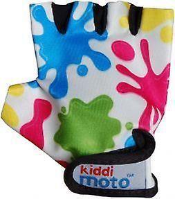 Kiddimoto Cycling Gloves Splatz