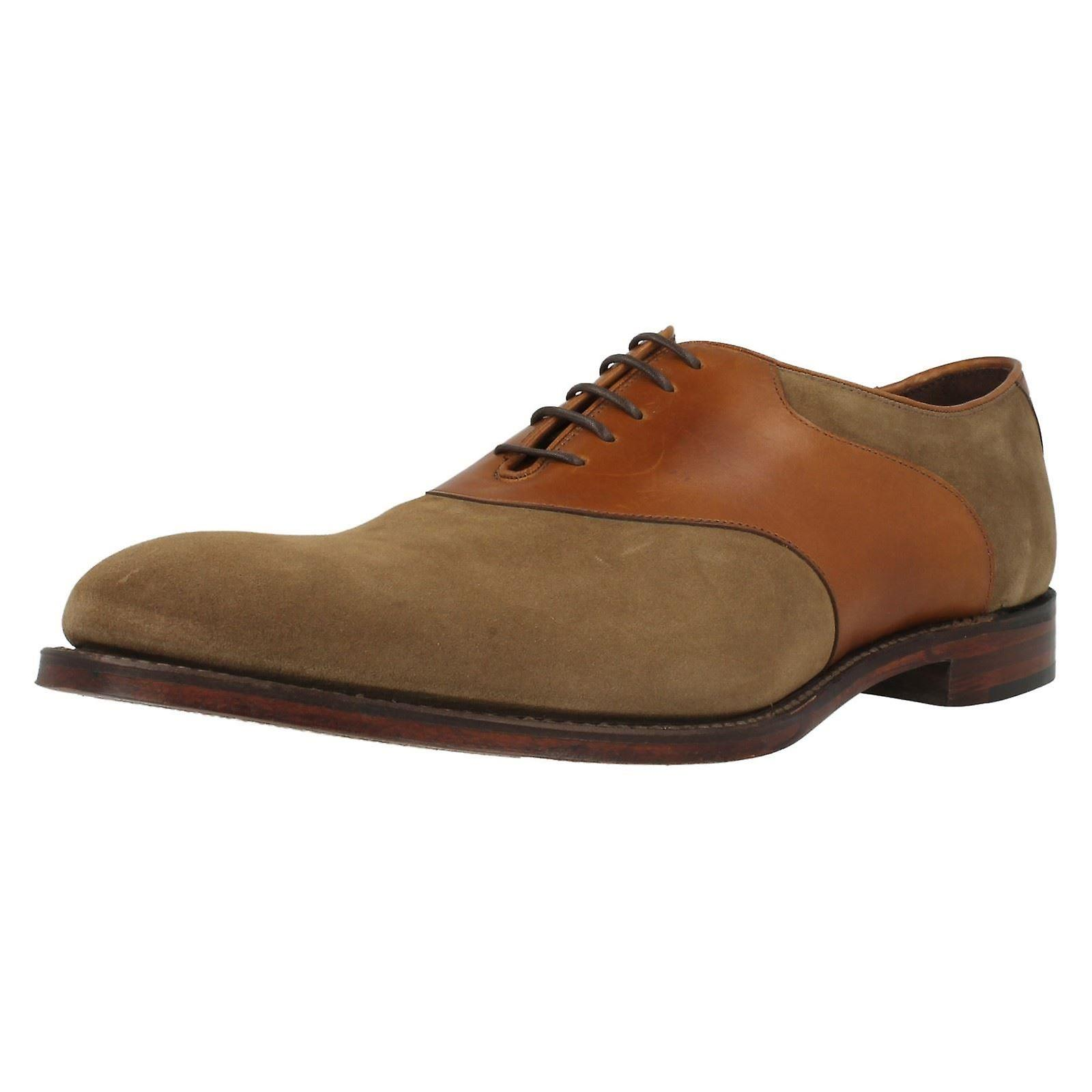 Mens Loake 1880 formale Schuhe Asquith
