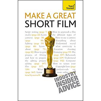 Get Started in Film Making: Teach Yourself (Paperback) by Holden Tom