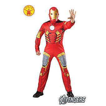 Rubie's Iron Man Muscular Adult Costume (Costumes)