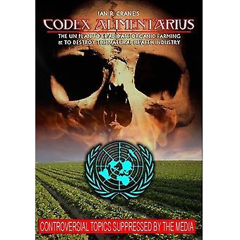 Codex Alimentarius-Un planlægger at udrydde økologisk Frederiksen [DVD] USA importerer