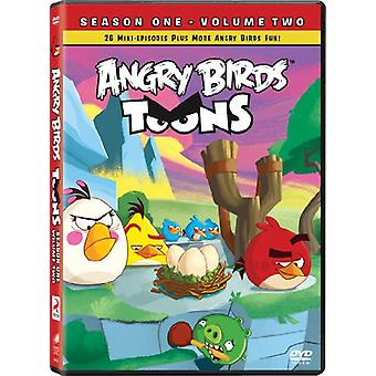 Angry Birds Toons: The First Season-Vol Two [DVD] USA import