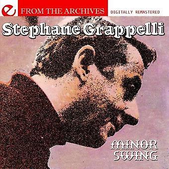 Stephane Grappelli - Minor Swing-dall'importazione archivi [CD] Stati Uniti d'America