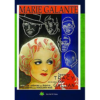 Marie Galante [DVD] USA import