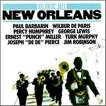 Atlantic Jazz - New Orleans [CD] USA import