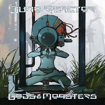 Juno Reactor - importación de USA de dioses y monstruos [CD]