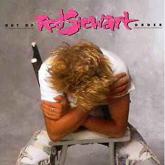 Rod Stewart - Out of Order [CD] USA import