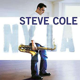 Steve Cole - NY La [CD] USA import