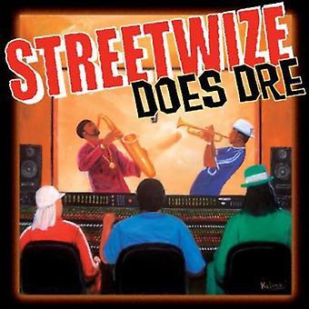 Streetwize - Streetwize Does Dre [CD] USA import