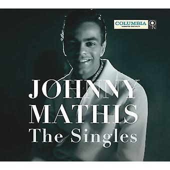 Johnny Mathis - singlar [CD] USA import