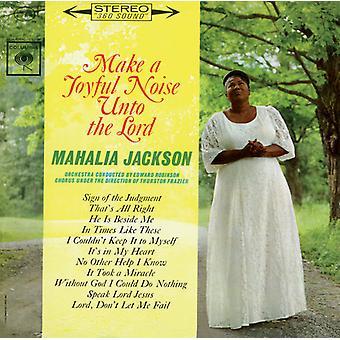 Mahalia Jackson - Make a Joyful Noise Unto the Lord [CD] USA import