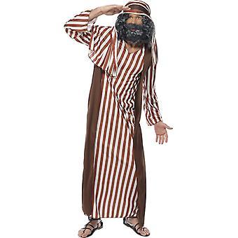 Costume pastore Natale pastorale pastore costume taglia M