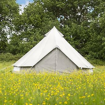 Boutique Camping Oxford lerret Bell teltet 5m