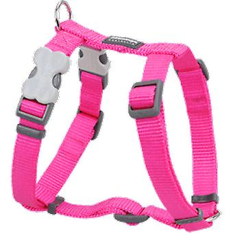 Red Dingo Harness Flat Fuchsia (Dogs , Walking Accessories , Harnesses)