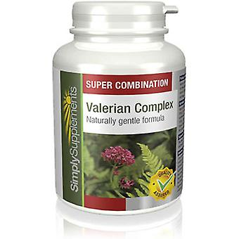 Valerian-complex - 360 Tablets