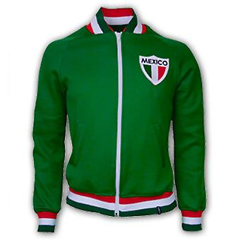 Mexico 1970\'s Retro Jacket polyester / cotton