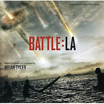 Brian Tyler - Battle: Los Angeles [Original Motion Picture Soundtrack] [CD] USA import