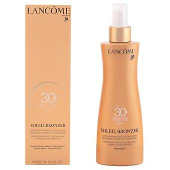 Lancome Soleil Bronzer Milch in Nebel Protector LSF 30 200 ml